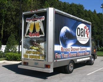 Action Signs And Billboards, Inc. - Mobile Billboard Manufacturer